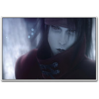 Vincent Valentine Final Fantasy Poster By Artifa