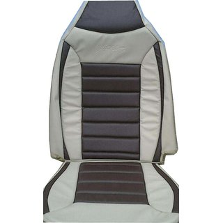 Leatherite Car Seat Cover For Honda Amaze Without Arm Rest