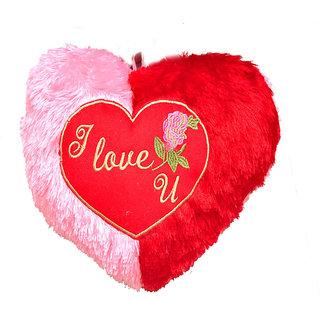Soft toy love u heart