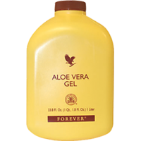 Aloe Vera Gel - For Body Detoxification & Nourishment