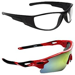 b1f604a471 Buy Zyaden Yellow UV Protection Unisex Sports Sunglass Online - Get ...
