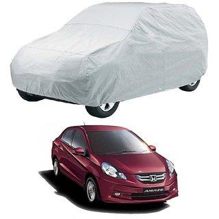 RoadPluS All Weather  Car Cover For Maruti Suzuki Alto 800 (Silver Without Mirror )