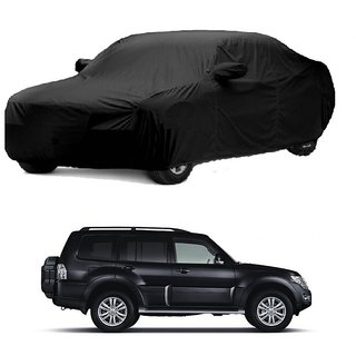 Buy Roadplus All Weather Car Cover For Skoda Rapid Black With