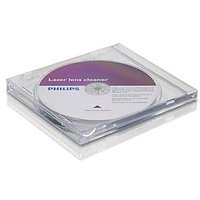 Philips Lens Cleaner CD/DVD, Svc2330/10