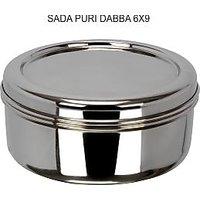 Grish Stainless Steel SADA DABBA - Set Of 4