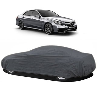 RoadPluS All Weather  Car Cover For Audi A8 (Grey Without Mirror )