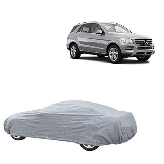 RoadPluS All Weather  Car Cover For Chevrolet Optra SRV (Silver Without Mirror )