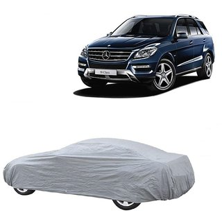 RoadPluS All Weather  Car Cover For Mitsubishi Outlander (Silver Without Mirror )