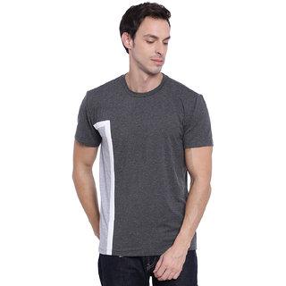 Deezeno Grey Melange T-Shirt