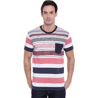 Deezeno Red Striped T-Shirt