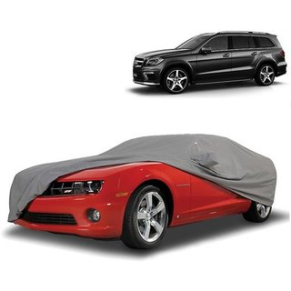 SpeedRo All Weather  Car Cover For Mercedes Benz G-Class (Grey With Mirror )