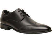 HUSH PUPPIES -Men Black Formal Shoes