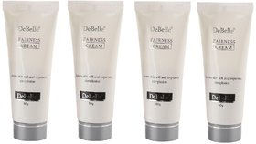 DeBelle Fairness Cream 50g Combo of 4