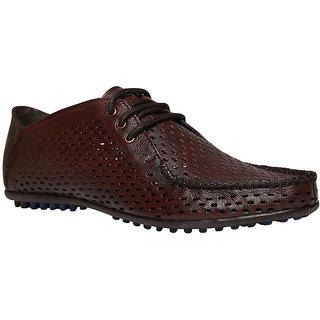 BATA -Men Brown Sneakers