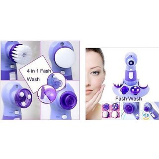 4 In1 Face Wash Face Cleaner Power Perfect Pore Cleaned