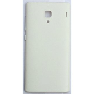 size 40 c42c4 42bf1 White colour Premium Battery Housing Back Panel Cover Case for REDMI 1S