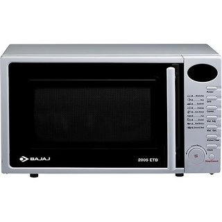 Bajaj 2005 Etb 20 Litre Microwave Oven Microwaves