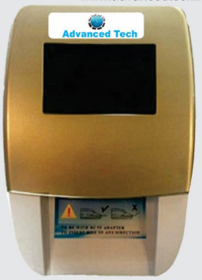 Full Automatic Hand Note Detector