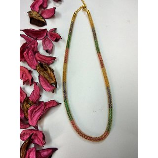 Hollow Italian Chain Necklace