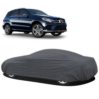 SpeedGlorY All Weather  Car Cover For Mercedes Benz G-Class (Grey Without Mirror )