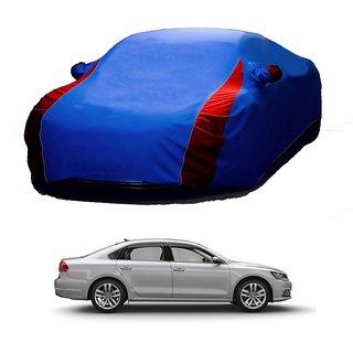 SpeedRo All Weather  Car Cover For Maruti Suzuki Ritz (Designer Blue  Red )