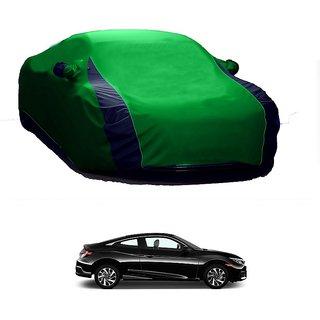 RoadPluS All Weather  Car Cover For Mercedes Benz C Class (Designer Green  Blue )
