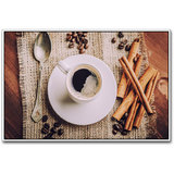 Cup Of Coffee Poster By Artifa