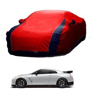 SpeedGlorY All Weather  Car Cover For Hyundai Getz (Designer Red  Blue )