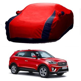 SpeedRo All Weather  Car Cover For Mitsubishi CEDIA (Designer Red  Blue )