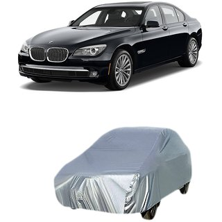 Speediza All Weather  Car Cover For Mahindra 300 (Silver Without Mirror )