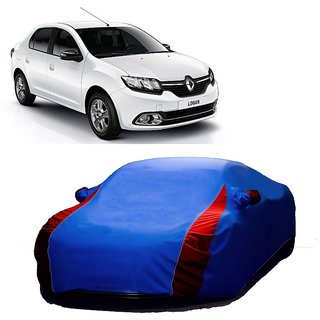 RoadPluS All Weather  Car Cover For Daewoo Matiz (Designer Blue  Red )