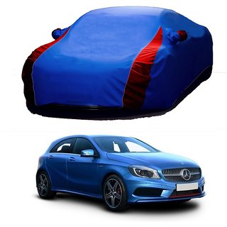 SpeedGlorY All Weather  Car Cover For BMW 7 Series (Designer Blue  Red )