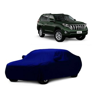 SpeedRo All Weather  Car Cover For Tata Indica Vista (Blue With Mirror )