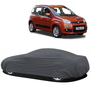 SpeedGlorY All Weather  Car Cover For Mahindra Reva (Grey Without Mirror )
