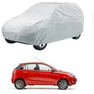 Speediza All Weather  Car Cover For Fiat Avventura (Silver Without Mirror )