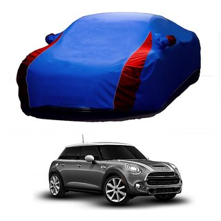 SpeedGlorY All Weather  Car Cover For Toyota Camry (Designer Blue  Red )