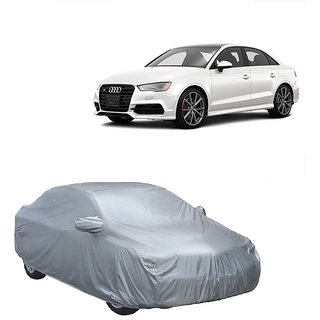 SpeedRo All Weather  Car Cover For Tata Sonata (Silver With Mirror )