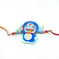 Beautiful Doramon Rakhi Toy For Kids - KRCG160