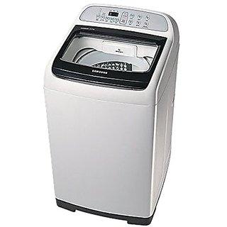 Samsung WA65H4200HA/TL Fully Automatic Top-loading Washing Machine (6.5 kg, Light Grey)