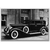 Vintage Car Stunning Poster By Artifa