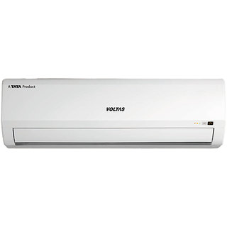 Voltas 1.5 Ton 5 Star 185 DYI/DYA Split Air Conditioner White