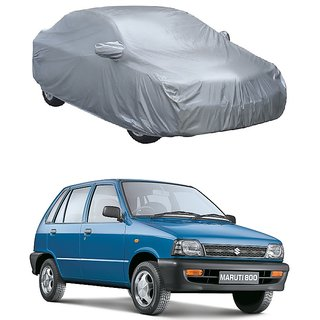 Bull Rider All Weather  Car Cover For Mercedes Benz A-Class (Silver With Mirror )