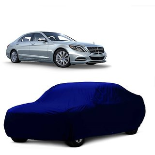 RoadPluS UV Resistant Car Cover For Mercedes Benz SL-Class (Blue Without Mirror )