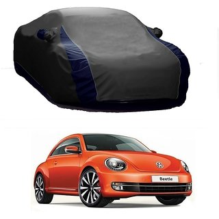 Speediza Water Resistant  Car Cover For Fiat Aventura (Designer Grey  Blue )