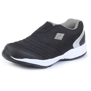 Grey Sports Running Shoes