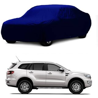 Bull Rider All Weather  Car Cover For Hyundai Elantra (Blue Without Mirror )