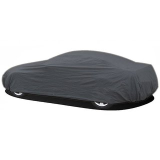 MotRoX Water Resistant  Car Cover For BMW Alpina B7 (Grey Without Mirror )