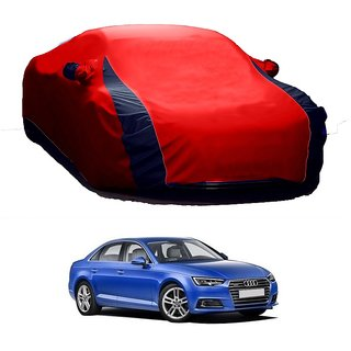 Speediza Water Resistant  Car Cover For Mercedes Benz A-Class (Designer Red  Blue )