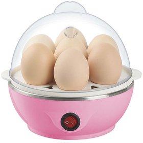 CPEX NEW Stylish Mini Electric 7 Egg Poacher Steamer Cooker Boiler Fryer For Egg (Random Color)