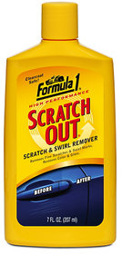 Formula 1 Scratch Out Liquid